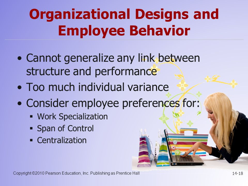 Types of Employee Behaviour