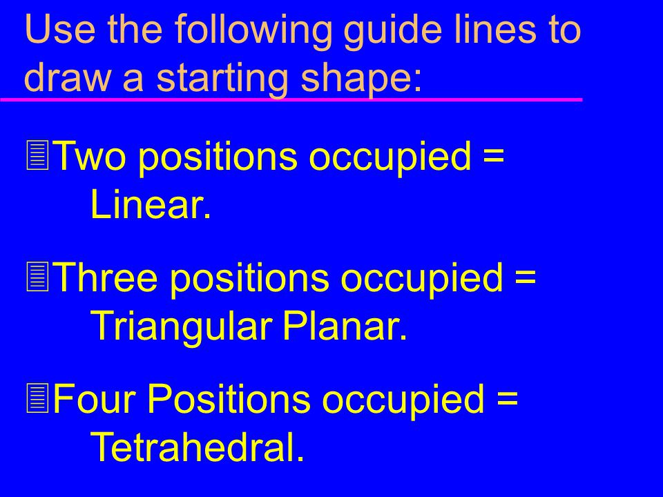 Use the following guide lines to draw a starting shape: