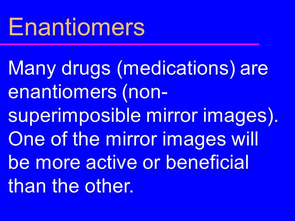 Enantiomers