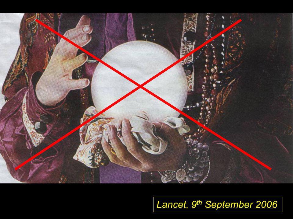 Lancet, 9th September 2006 1