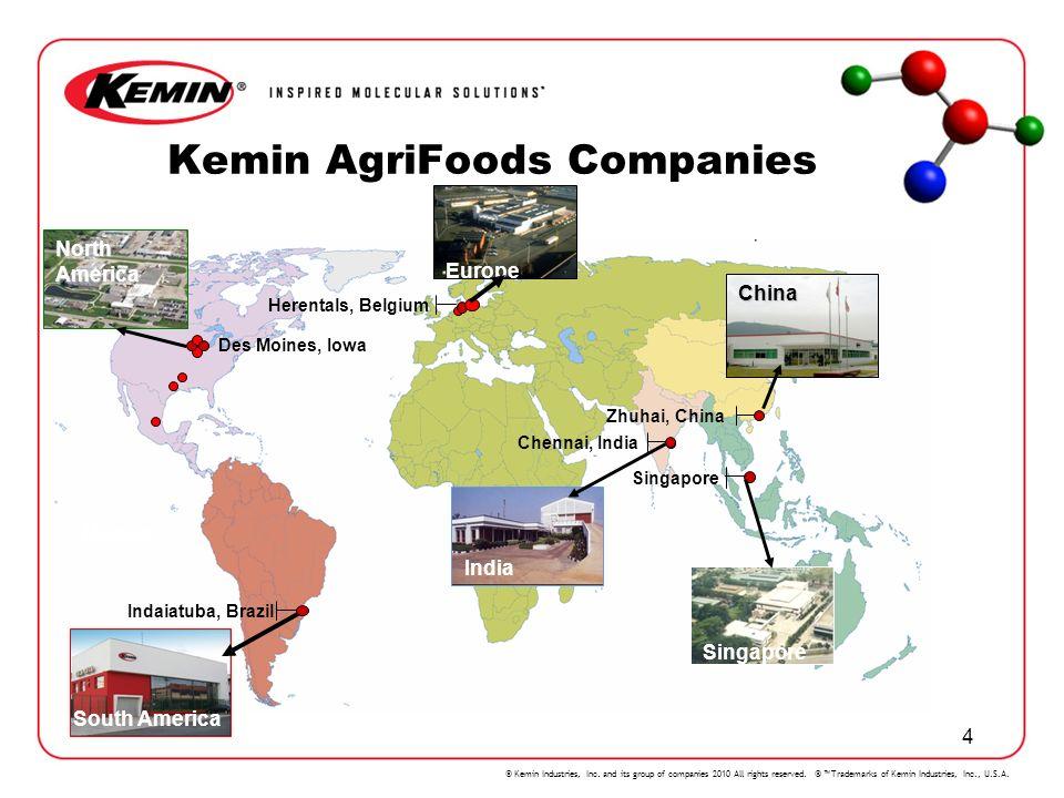 Kemin AgriFoods Companies