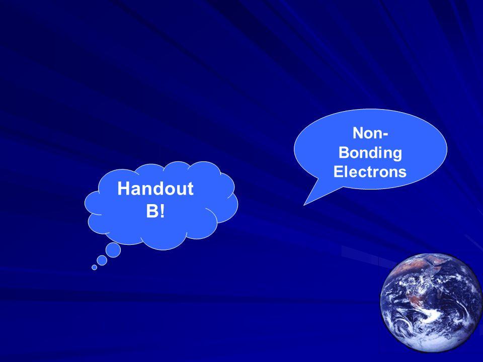 Non-Bonding Electrons