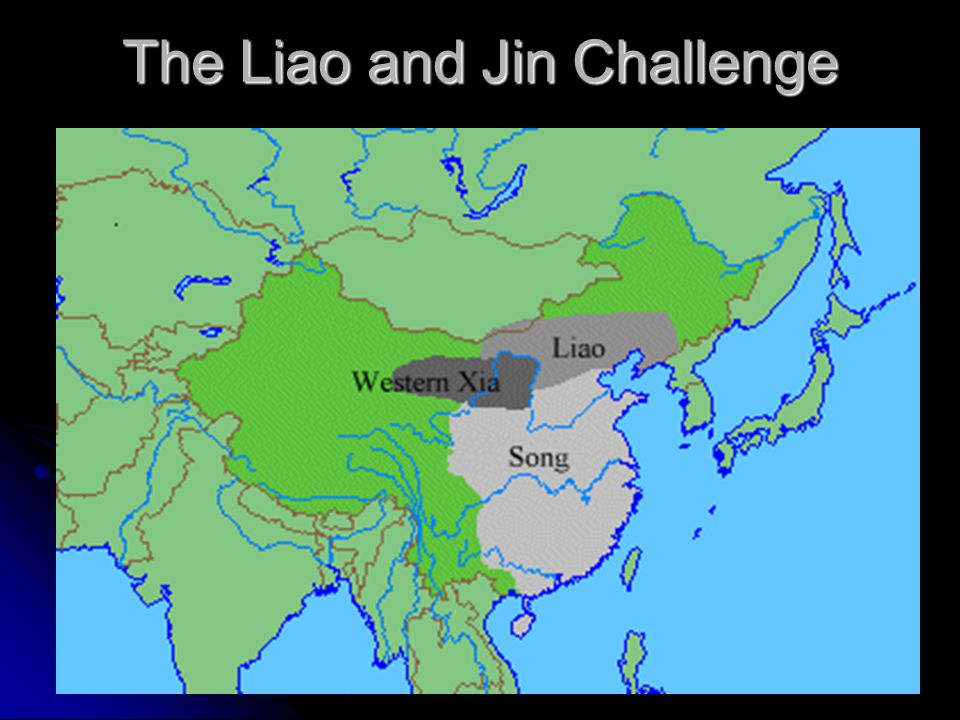 The Liao and Jin Challenge