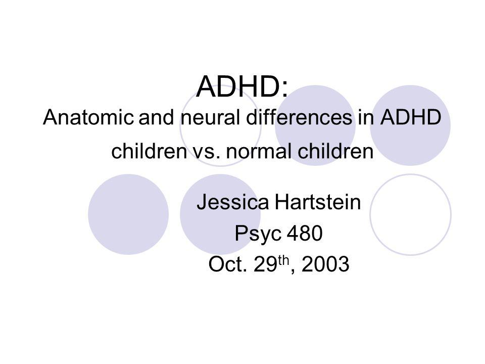 Jessica Hartstein Psyc 480 Oct. 29th, 2003