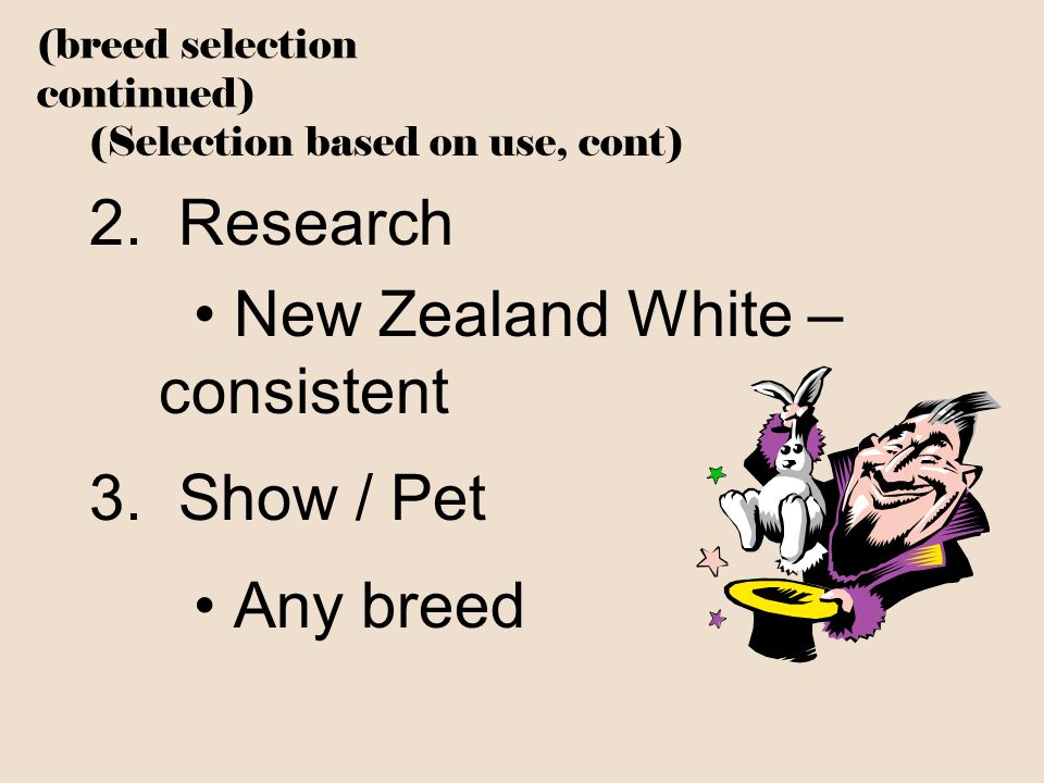 (breed selection continued)