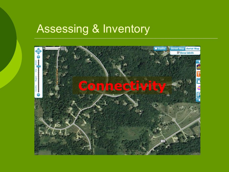 Connectivity Assessing & Inventory
