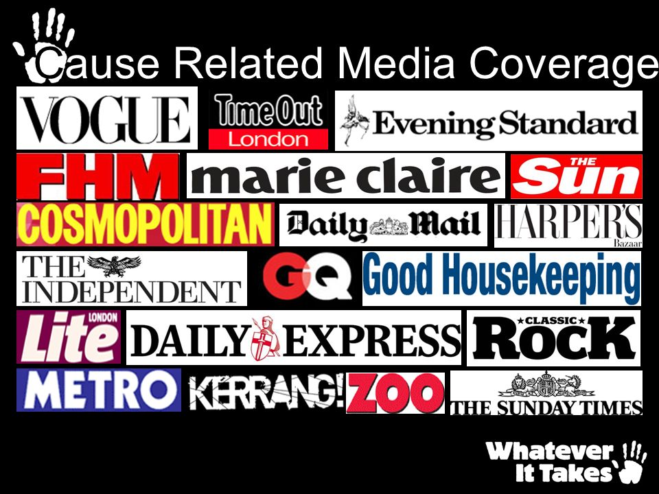 Cause Related Media Coverage
