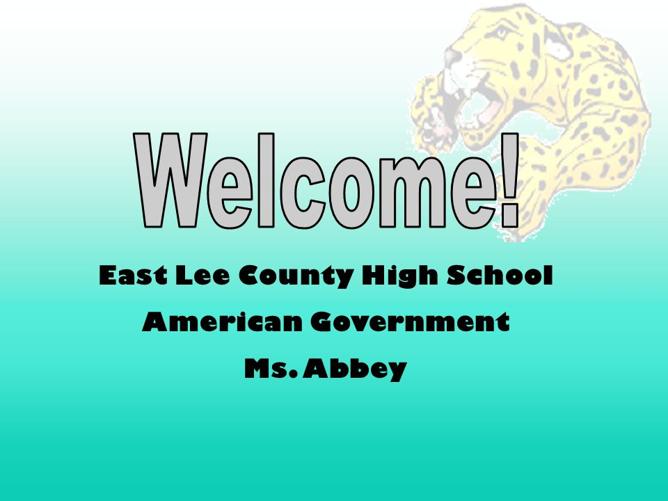 East Lee County High School