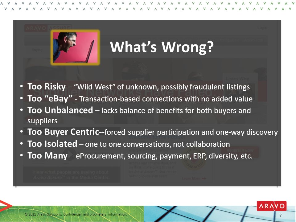 Too Risky – Wild West of unknown, possibly fraudulent listings