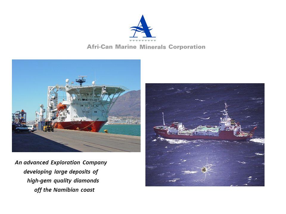 An advanced Exploration Company