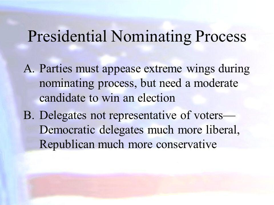 Presidential Nominating Process