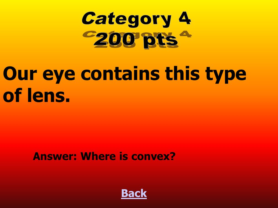 Our eye contains this type of lens.