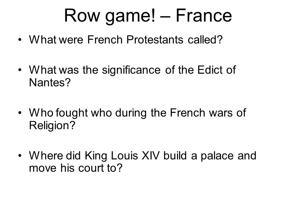 the significance and impact of the french protestants the huguenots in france It marked a turning point in the religious wars that devastated france from the 1560s to 1590s the impact of the massacre was profound many huguenots as the french protestants became known hoped to turn the realm into a protestant kingdom.