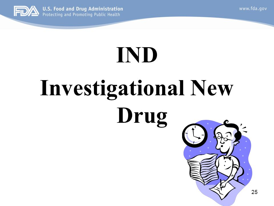 Investigational New Drug
