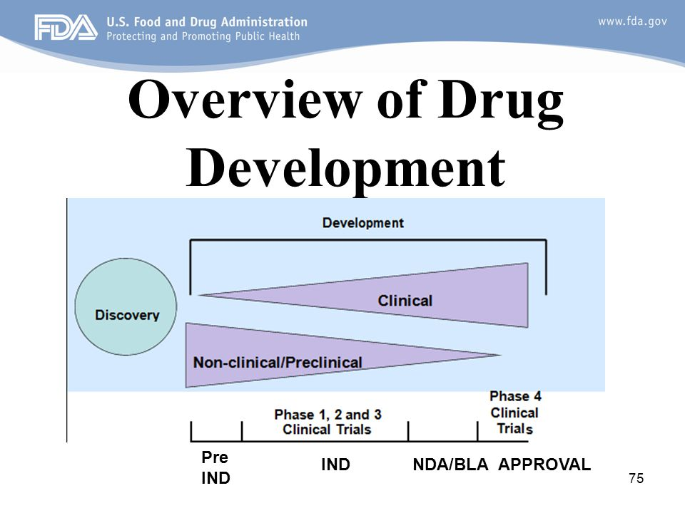 Overview of Drug Development
