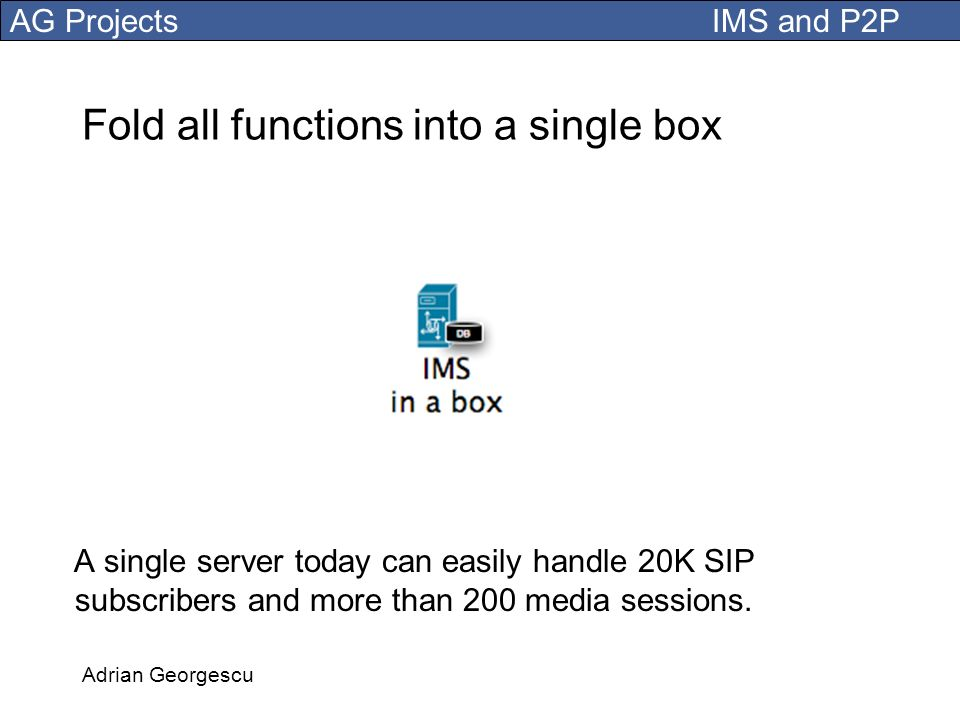 Fold all functions into a single box