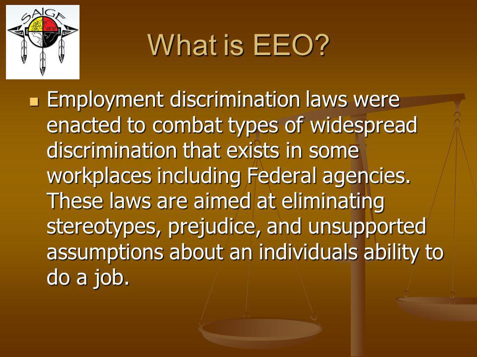 What is EEO