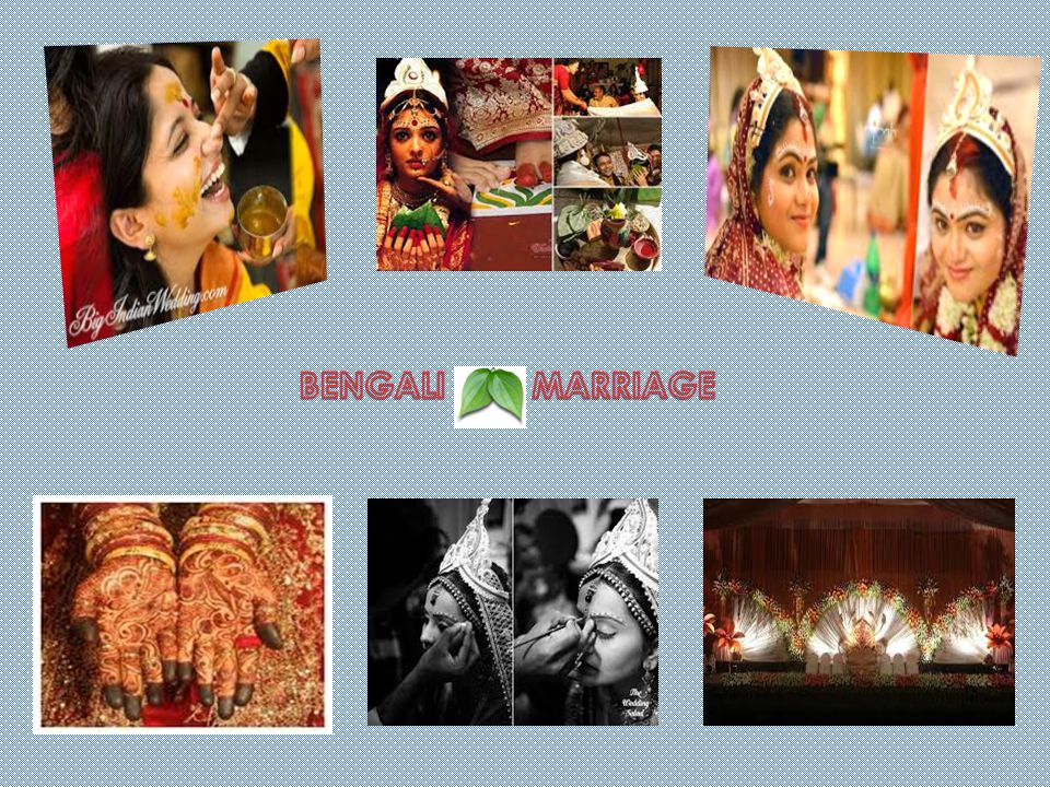 BENGALI MARRIAGE
