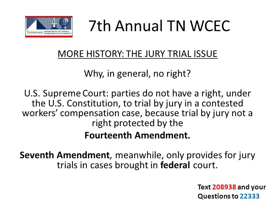 1 7th Annual TN WCEC