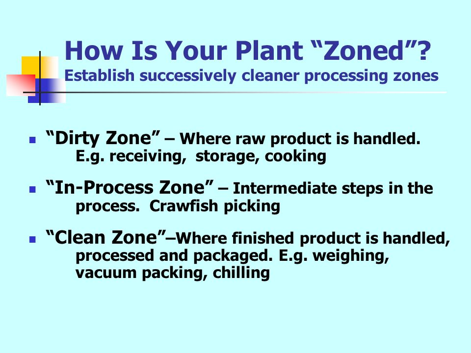 How Is Your Plant Zoned