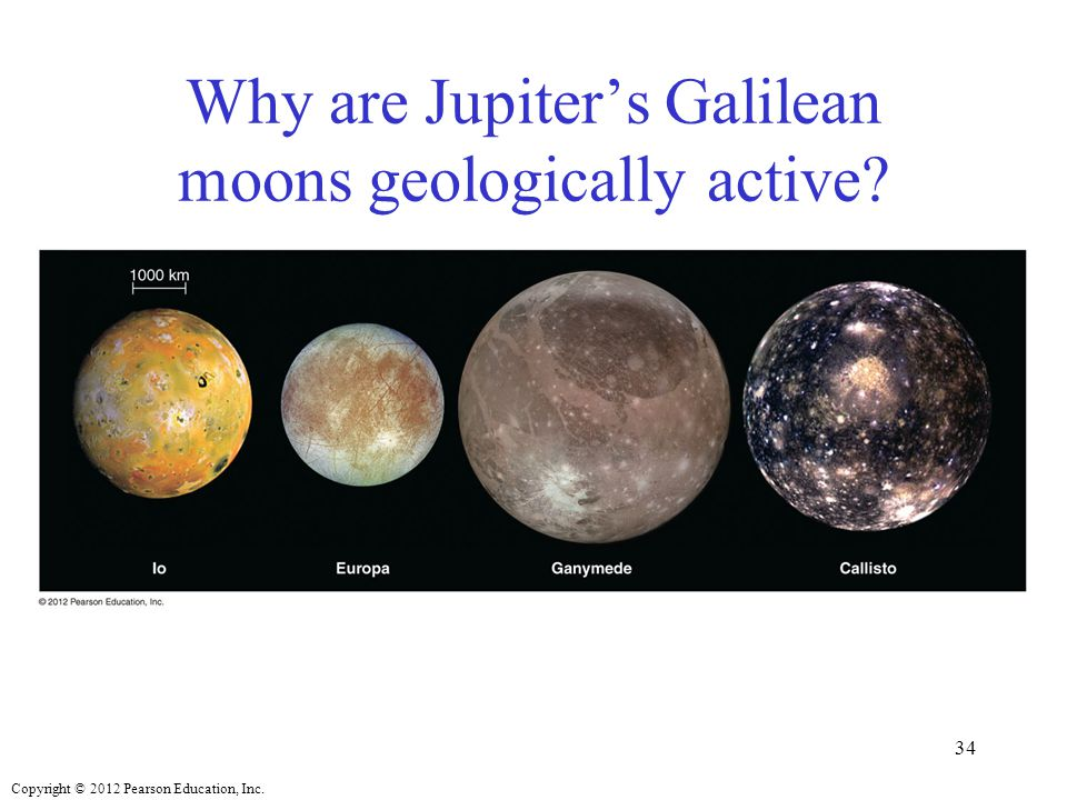 Why are Jupiter's Galilean moons geologically active