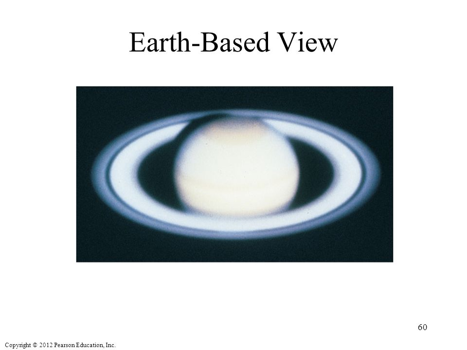 Earth-Based View