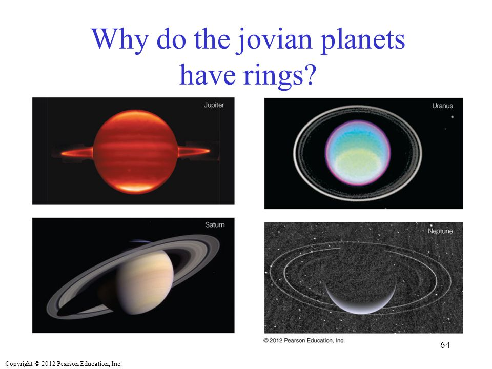 Which Four Planets Have Rings - Bing images