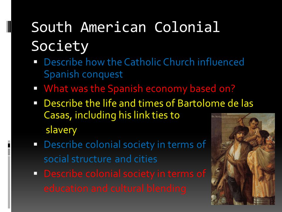 South American Colonial Society