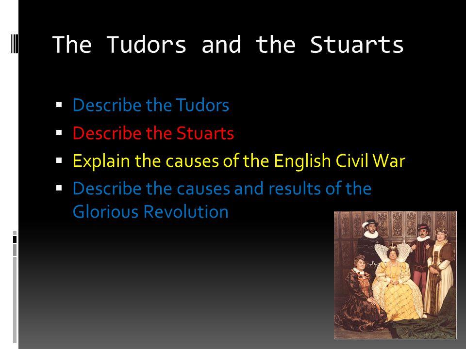 The Tudors and the Stuarts