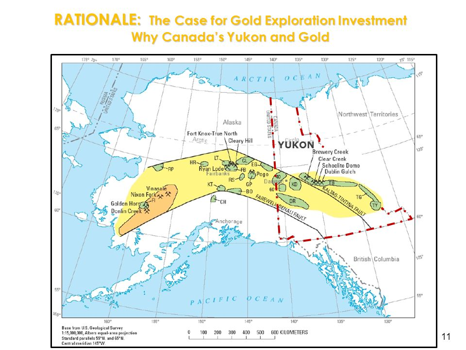 RATIONALE: The Case for Gold Exploration Investment