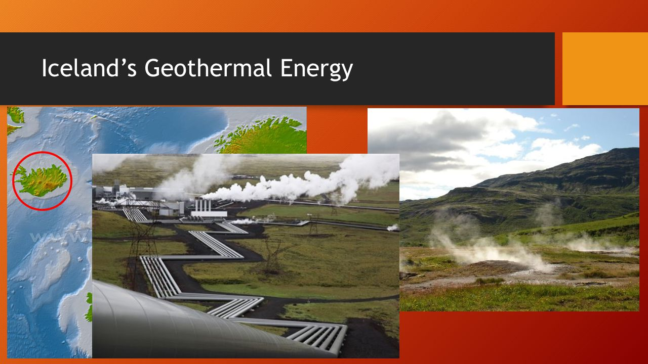 Iceland's Geothermal Energy