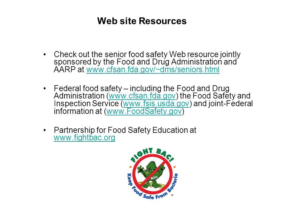 Web site Resources