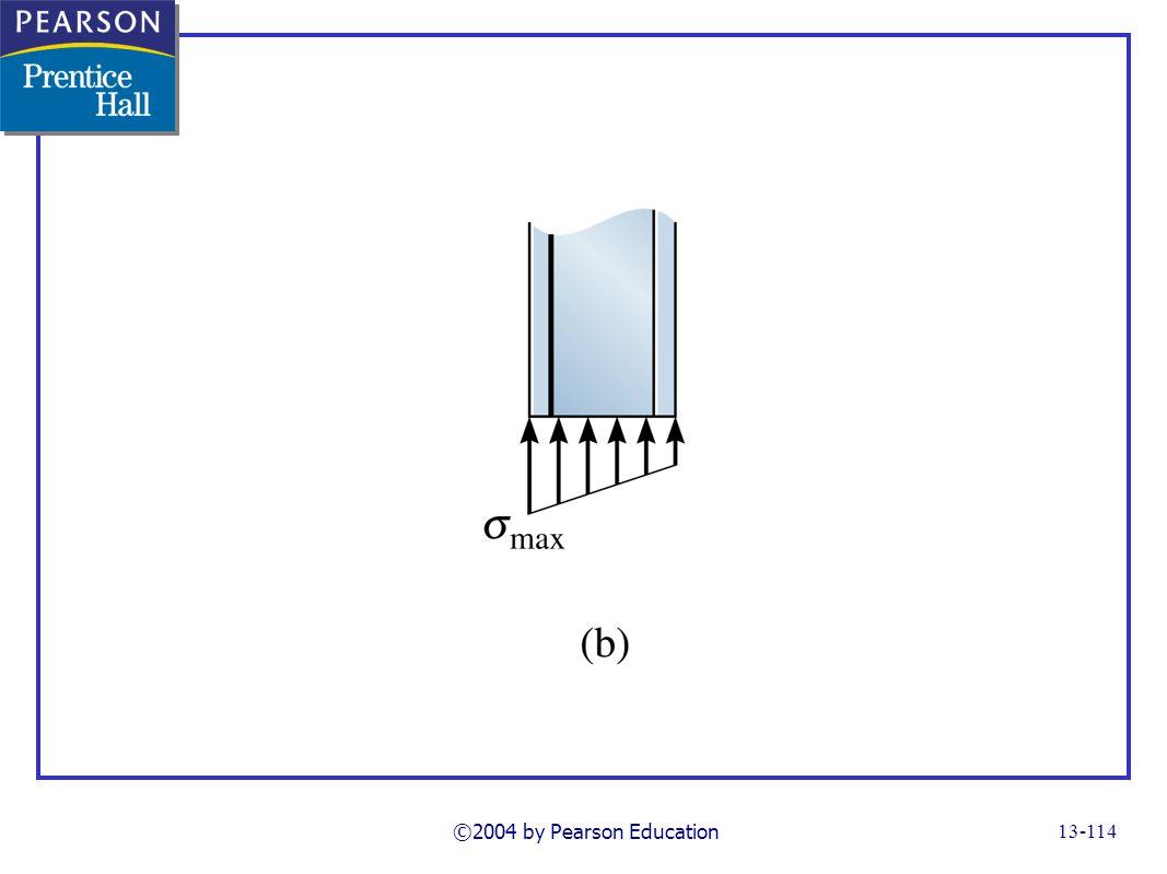 ©2004 by Pearson Education FG13_31b.TIF Notes: