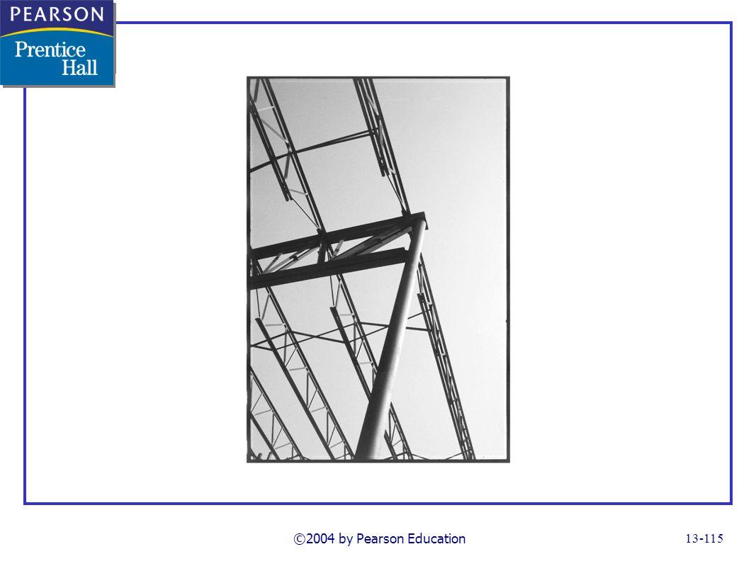 ©2004 by Pearson Education FG13_31-01UN.TIF Notes: