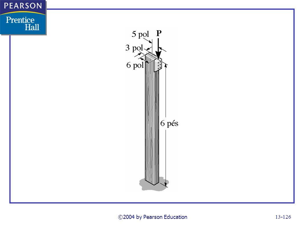 FG13_34-08UNP114.TIF Notes: Problem 13-114 ©2004 by Pearson Education