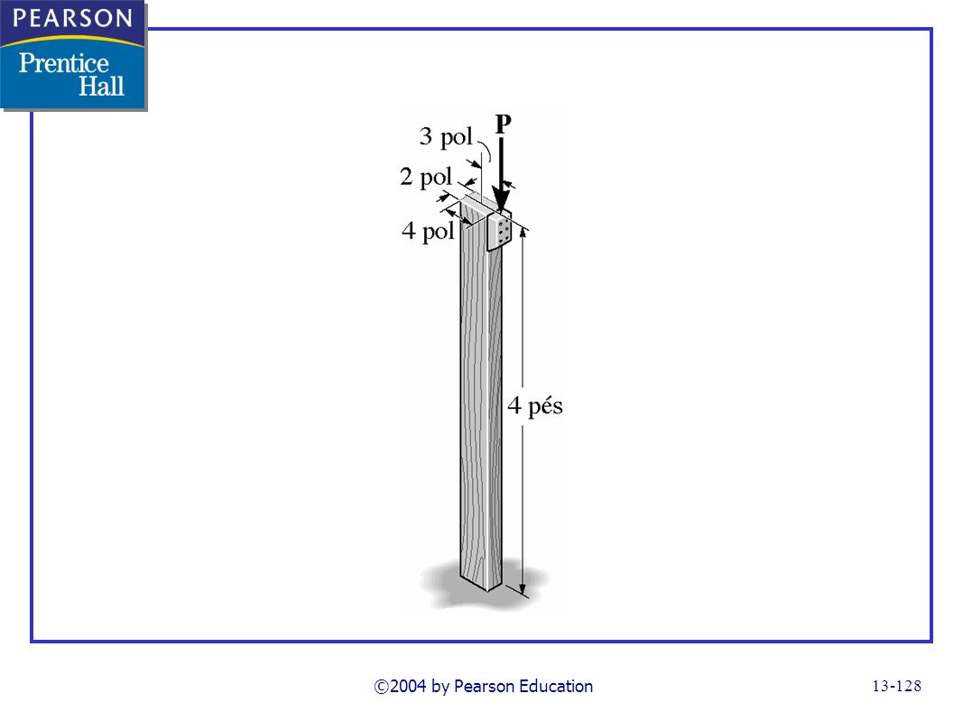 FG13_34-10UNP116.TIF Notes: Problem 13-116 ©2004 by Pearson Education