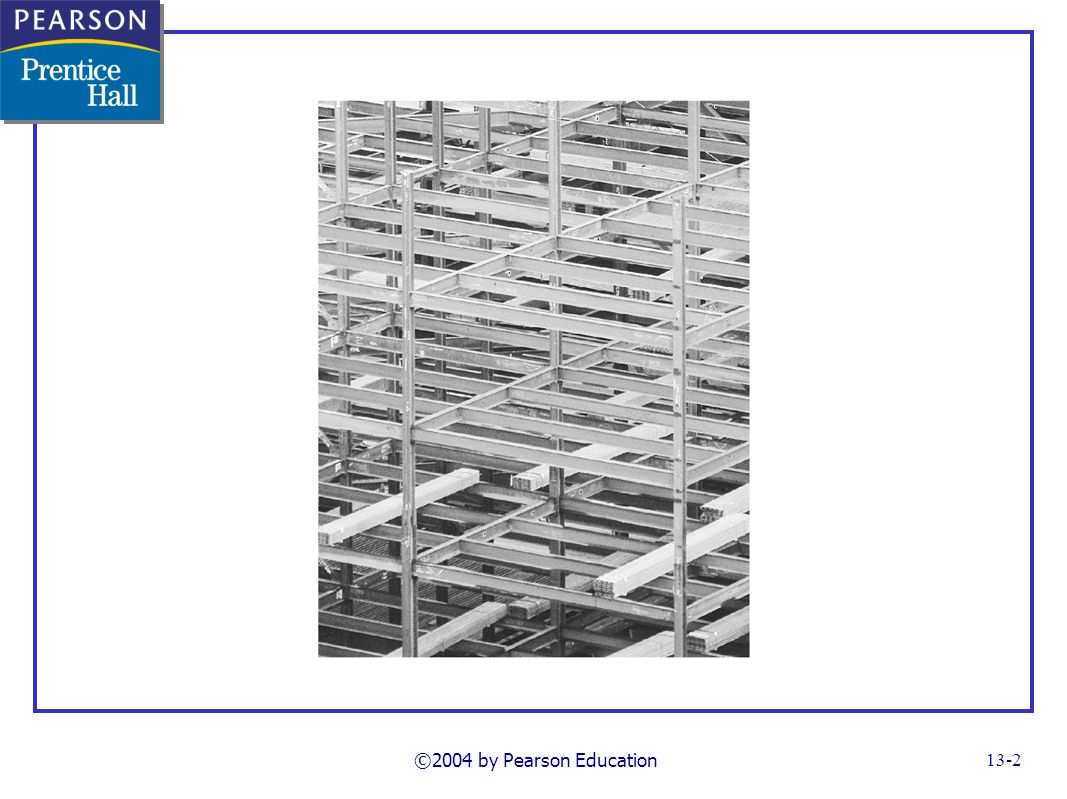 ©2004 by Pearson Education FG13_00CO.TIF Notes: