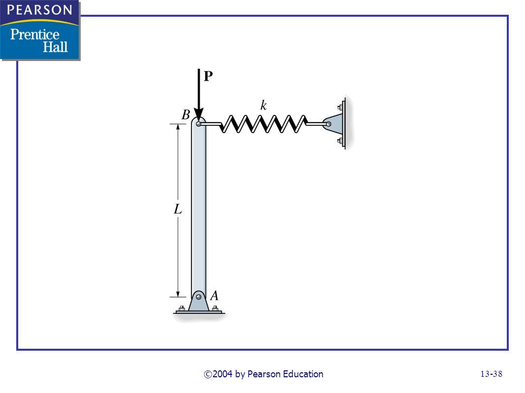 FG13_14-03UNP04.TIF Notes: Problem 13-4 ©2004 by Pearson Education