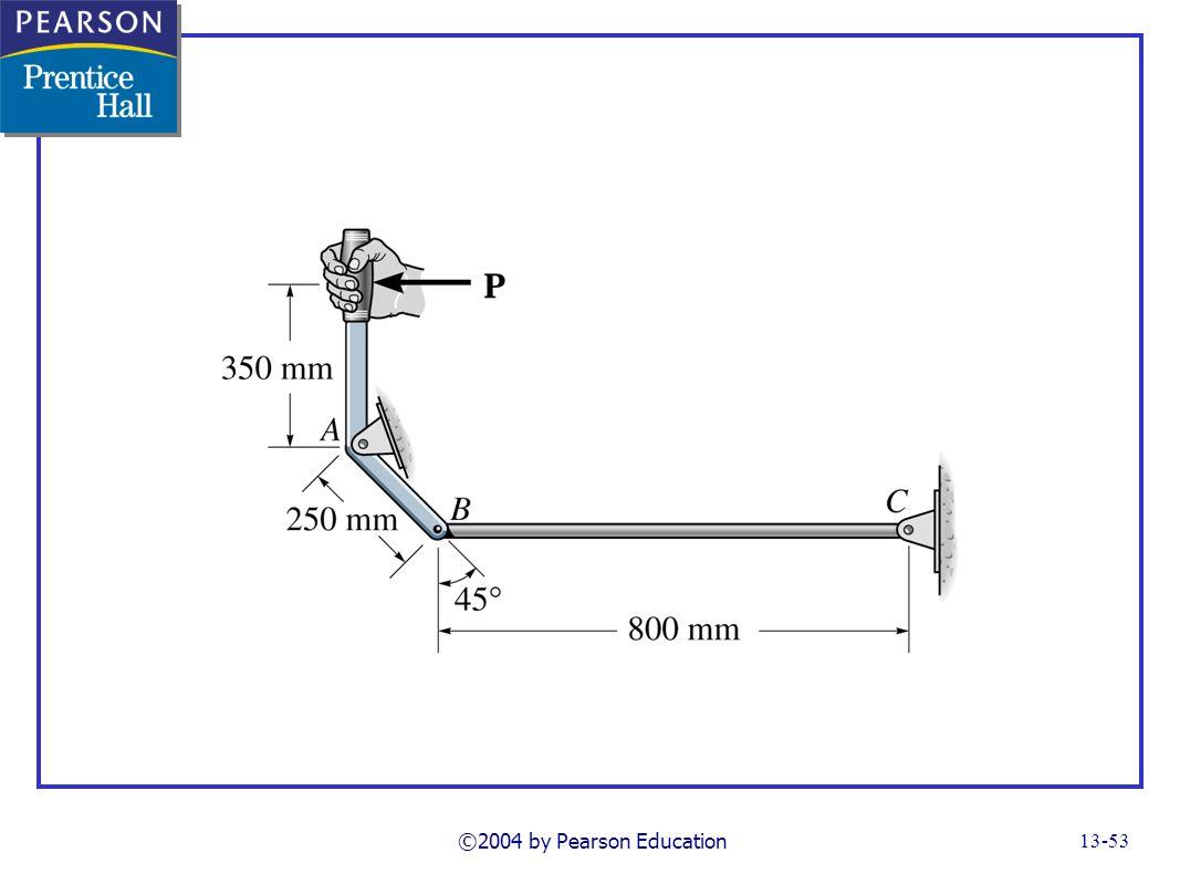 FG13_14-17UNP29.TIF Notes: Problem 13-29 ©2004 by Pearson Education