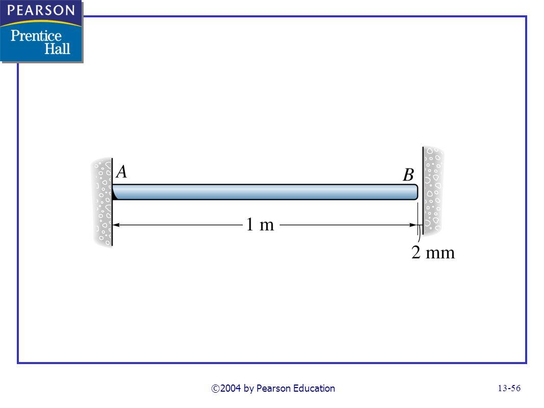 FG13_14-20UNP32.TIF Notes: Problem 13-32 ©2004 by Pearson Education