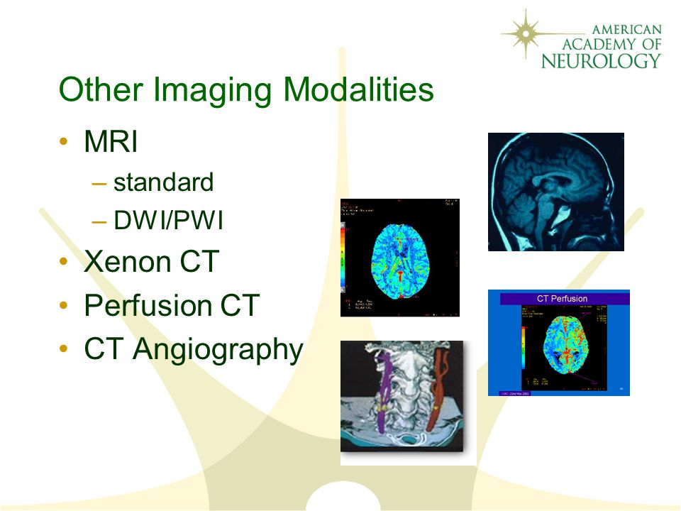 Other Imaging Modalities