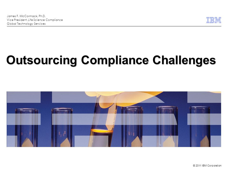 Outsourcing Compliance Challenges