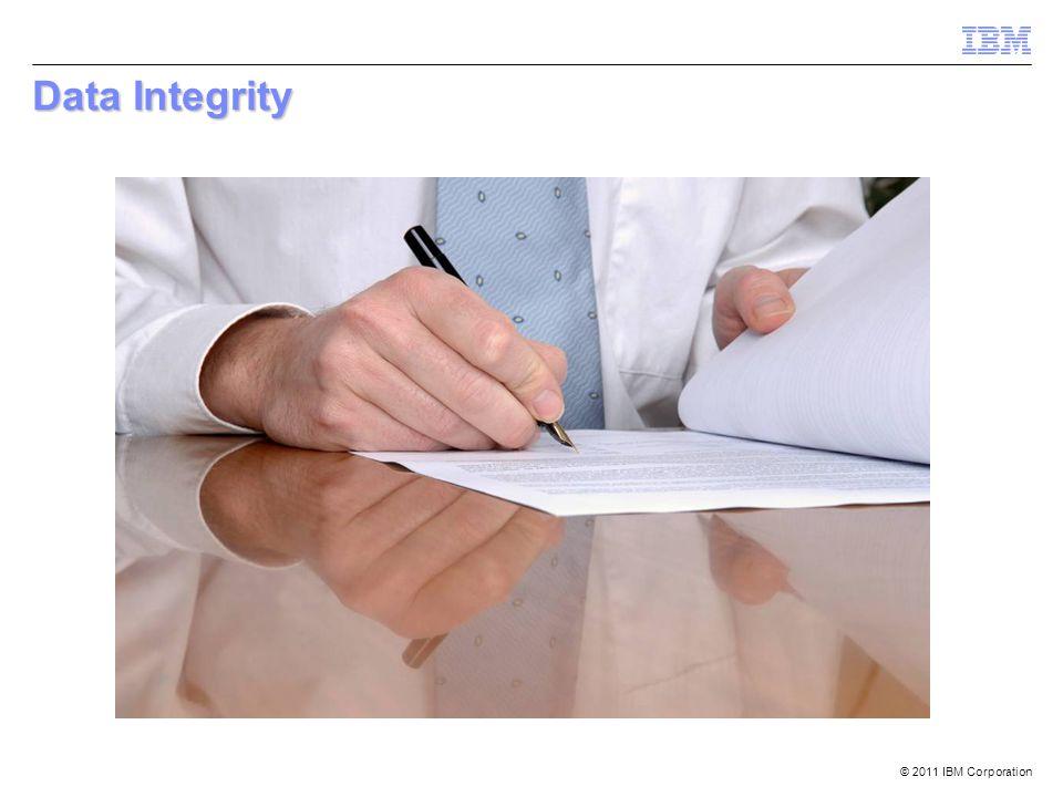 Data Integrity