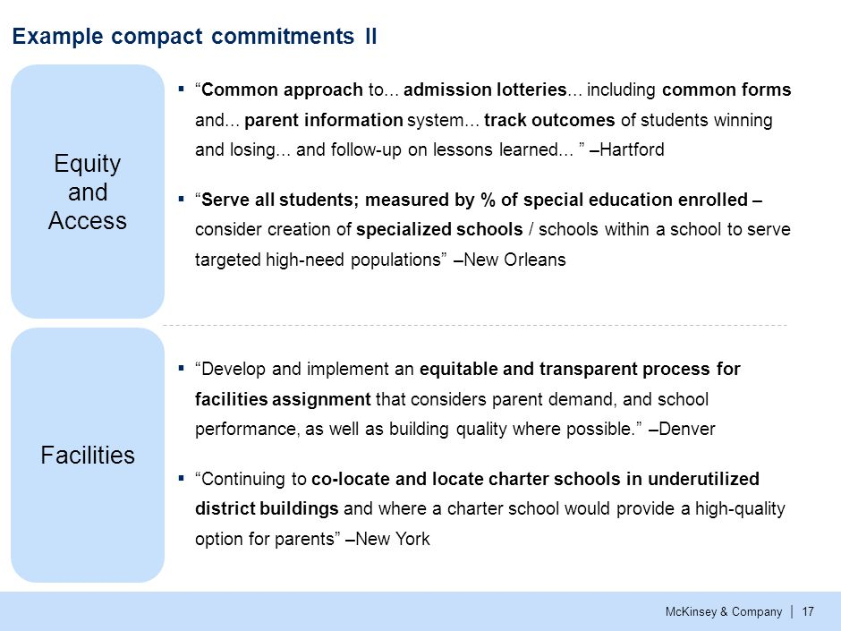 Example compact commitments II