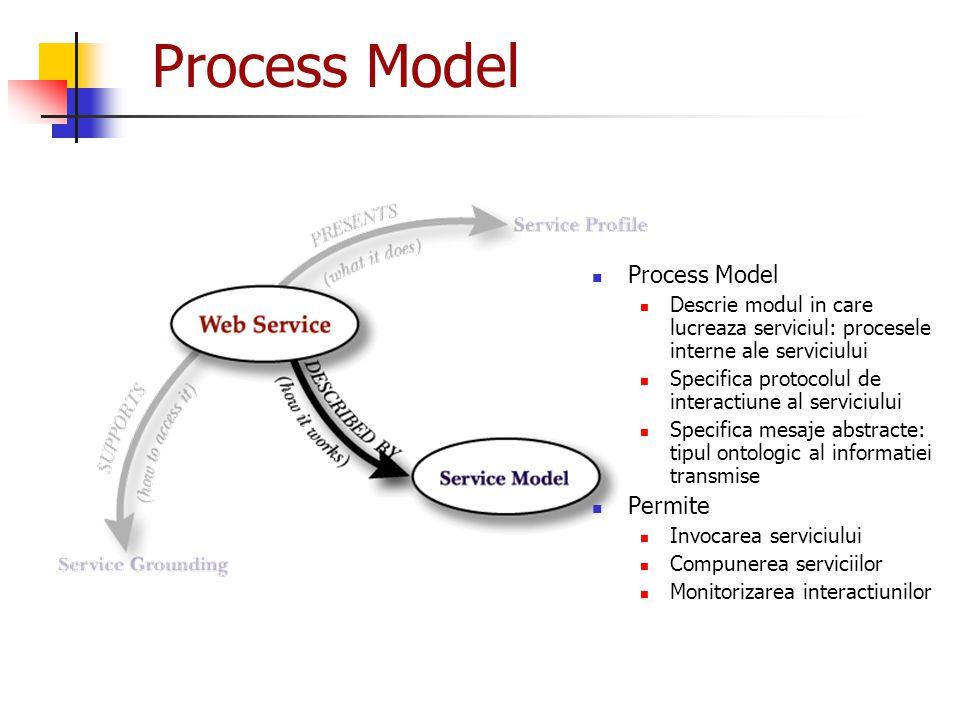 Process Model Process Model Permite