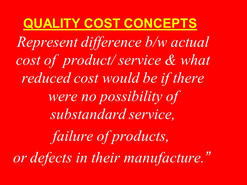 or defects in their manufacture.