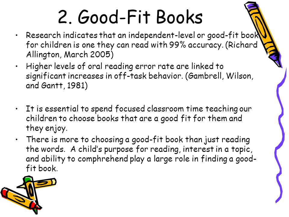 2. Good-Fit Books