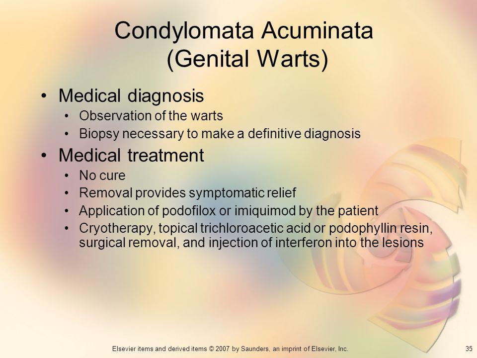 Condylomata Acuminata (Genital Warts)