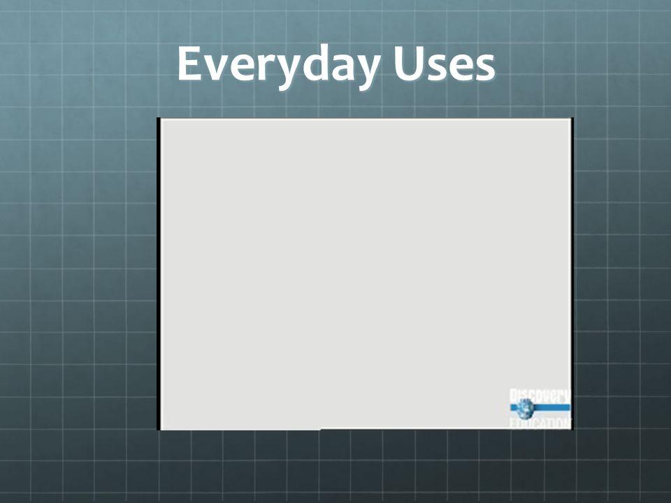 Everyday Uses