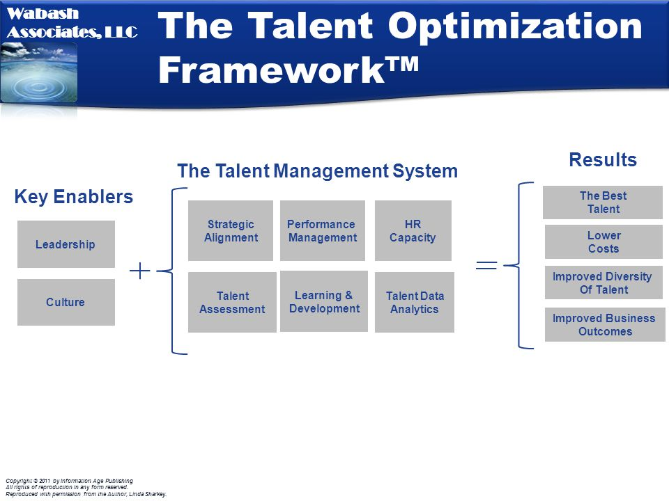The Talent Management System